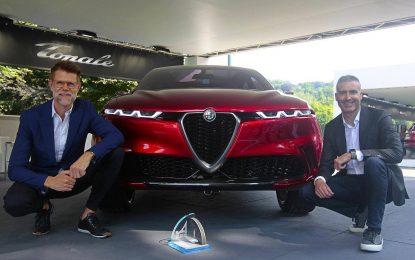 Alfa Romeo Tonale osvojio Car Design Award 2019.