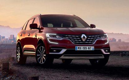 Redizajnirani Renault Koleos još atraktivniji [Galerija i Video]