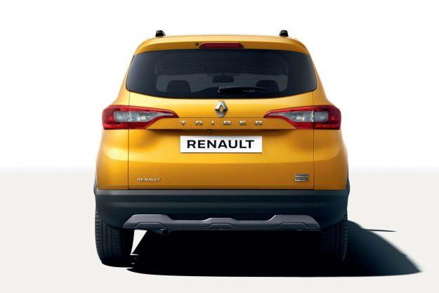 Renault Triber [2019]