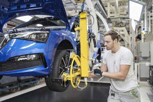 Sa programom ZEBRA, Škoda ostvaruje velike uštede, a ujedno i zaposleni budu nagrađeni