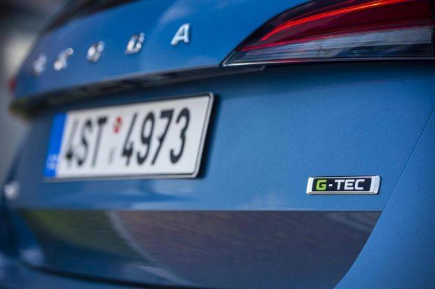 Škoda Scala G-Tec [2019]