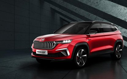 Škoda Vision GT – od koncepta do proizvodnog modela