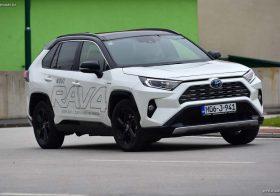 TEST – Toyota RAV4 HSD 2WD Style