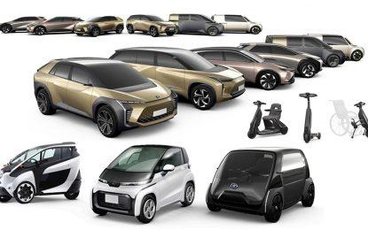 Toyota sa partnerima razvija električna vozila svih kategorija [Galerija i Video]
