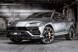 Urus je prvi Lamborghini potpomognut sa posebnim Abtovim modulom, koji isporučuje 710 KS i 910 Nm [Galerija]