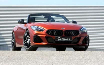 G-Power BMW Z4 M40i sa 500 KS [Galerija]