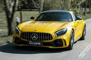 G-Power Mercedes-AMG GT R – u četiri koraka do 800 KS [Galerija i Video]