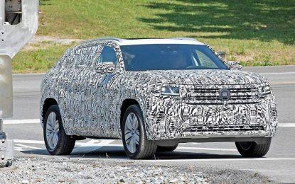 Volkswagen Atlas Cross Sport – uskoro počinje proizvodnja