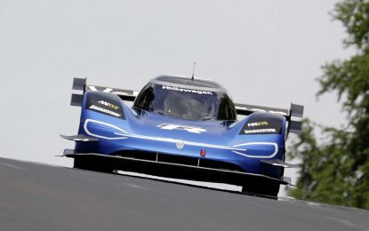 Romain Dumas sa Volkswagenom ID.R na Nürburgringu brži za više od 40 sekundi od dosadašnjeg rekorda