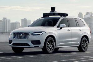 Volvo Cars i Uber predstavljaju proizvodno vozilo spremno za autonomnu vožnju [Galerija i Video]
