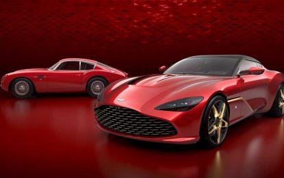 Aston Martin DB4 GT Zagato novi iz prošlosti i Aston Martin DBS GT Zagato novi iz sadašnjosti