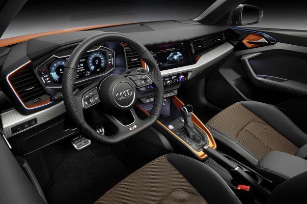 Audi A1 Citycarver [2019]