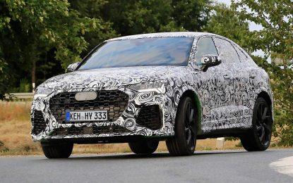 Audi RS Q3 Sportback – još jedan Sportback na vidiku