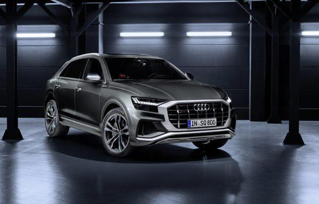 Audi SQ8 TDI [2019]