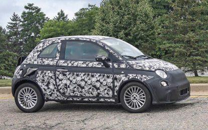 Novi Fiat 500e još uvijek kao nepoznanica