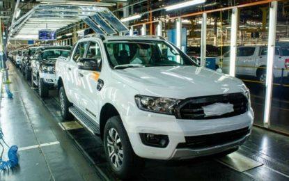 Zbog veće potražnje, Ford povećava proizvodnju Rangera