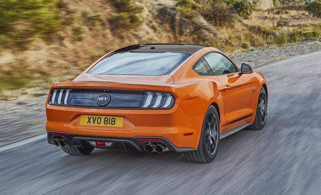 Ford Mustang55 Fastback [2019]