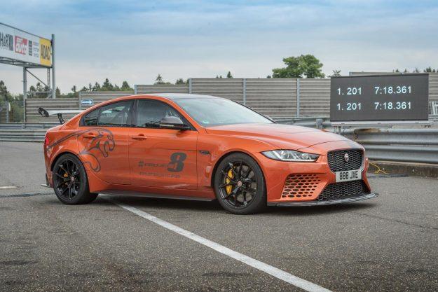 Jaguar XE SV Project 8 [2019]