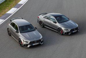 Ovo su najsnažniji serijski automobili sa četverocilindarskim motorima – Mercedes-AMG A 45 i Mercedes-AMG CLA 45 [Galerija i Video]