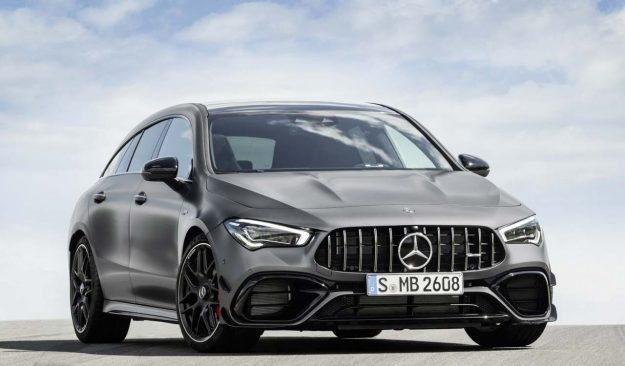 Mercedes-AMG CLA 45 S 4Matic+ Shooting Brake [2019]