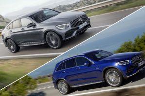 Stižu još dva snažna i atraktivna SUV-a AMG – Mercedes-AMG GLC 43 4Matic i Mercedes-AMG GLC 43 4Matic Coupe [Galerija i Video]