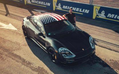 Porsche Taycan – nastavak demonstracije sposobnosti