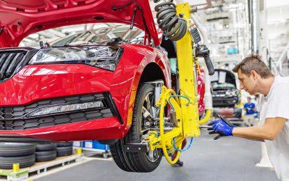 Redizajnirani Škoda Superb počeo silaziti s proizvodnih traka