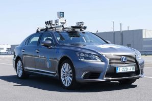 Toyota započinje testove autonomne vožnje na javnim gradskim cestama u Evropi