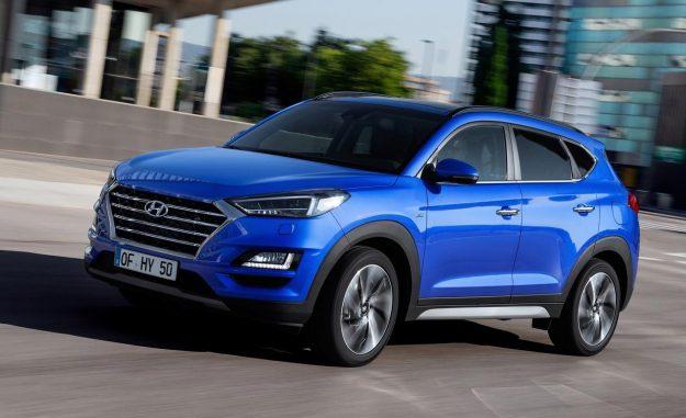 Hyundai tucson [2019]