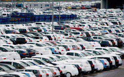 U junu na tržištu Evrope zabilježen pad prodaje od 7,9%