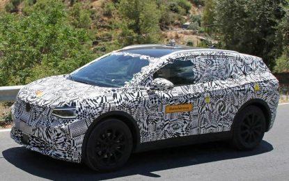 Nakon električnog ID.3, Volkswagen priprema električni ID Crozz