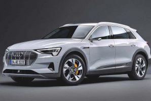 Audi e-tron 50 quattro – osnovni model [Galerija]