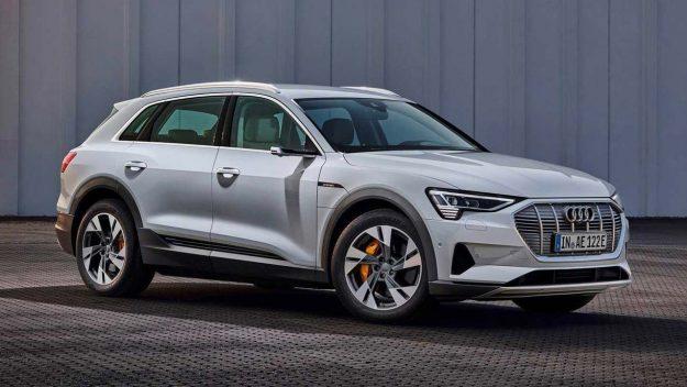 Audi e-tron 50 quattro [2019]