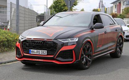 Snažni Audi RS Q8 kod kupaca iduće godine