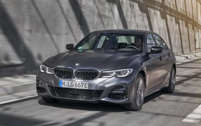 BMW 330e Sedan – hibridizacija na djelu [Galerija i Video]