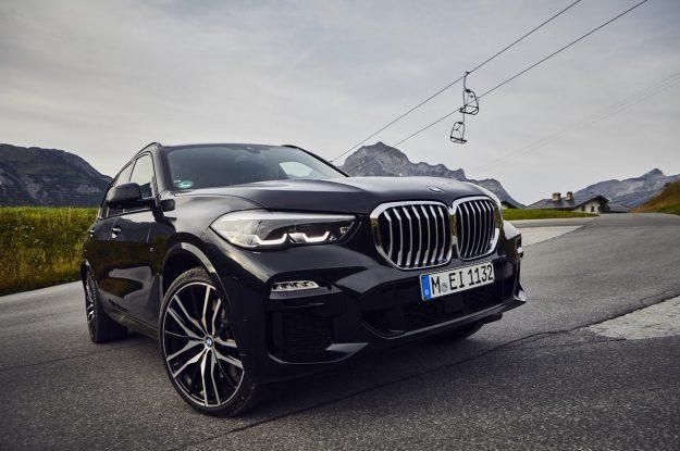 BMW X5 xDrive45e [2019]
