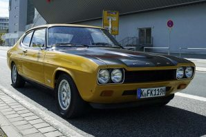 Ford Capri – sretnih 50 godina [Galerija i Video]