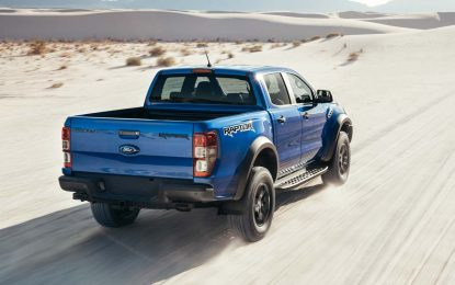 "Siguran povratak u ""poznato"" sa Fordom Rangerom Raptorom i sistemom Satnav Breadcrumbs [Video]"