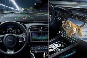 Jaguar Land Rover razvija novu generaciju head-up displeja koja koristi 3D tehnologiju