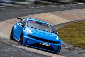 Lynk & Co 03 Cyan Concept prevezao Nürburgring prosječnom brzinom od 170 km/h kao od šale [Galerija i Video]