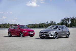 Proširena Mercedesova ponuda kompakta sa plug-in hibirdnim modelima [Galerija]