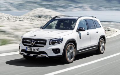 Mercedes-Benz GLB – otvorena knjiga narudžbi