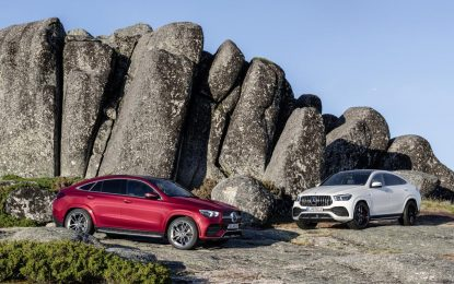 Mercedes-Benz GLE Coupe i Mercedes-AMG GLE 53 4Matic+ Coupe [Galerija i Video]