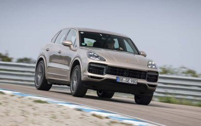 Porsche Cayenne Turbo S E-Hybrid – neobičan rekord kruga [Video]