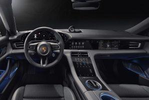 Porsche otkrio izgled unutrašnjosti Taycana
