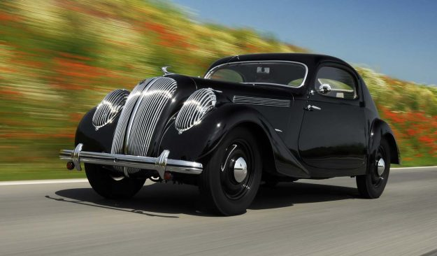 Škoda Popular Sport Monte Carlo [1936]