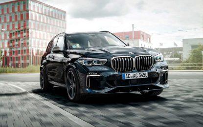 AC Schnitzer BMW X5 – atraktivniji izgled i više snage [Galerija]