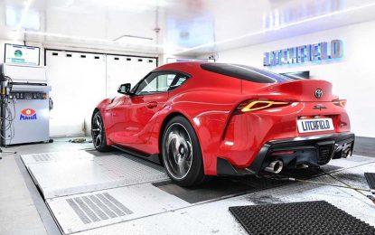 Litchfield Motors Toyota Supra sa 425 KS [Galerija]