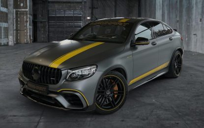Manhart Mercedes-AMG GLC 63 S sa 700 KS