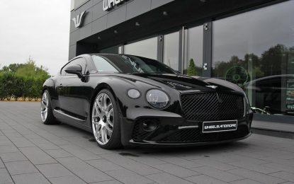 Wheelsandmore Bentley Continental GT 3S sa 795 KS [Galerija]